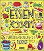 Essen essen – Kat Menschiks Küchenkalender 2020 – Im Hochformat 34,5 x 40 cm
