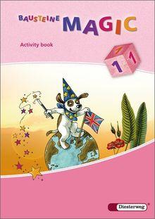 BAUSTEINE MAGIC 1 - 4: Activity book 1