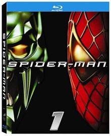 Spider-man 1 [Blu-ray] [FR Import]