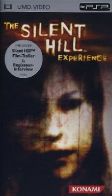 The Silent Hill Experience [UMD Universal Media Disc]