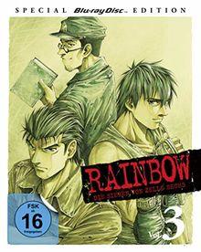 Rainbow - Die Sieben von Zelle sechs - Vol. 3 [Blu-ray] [Special Edition]
