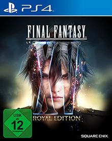 Final Fantasy XV Royal Edition (PS4)