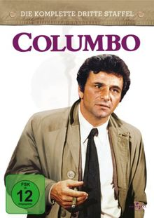 Columbo - Die komplette dritte Staffel [4 DVDs]