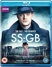 SS-GB [Blu-ray] [UK Import]