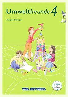 Umweltfreunde - Thüringen - Ausgabe 2016 / 4. Schuljahr - Schülerbuch