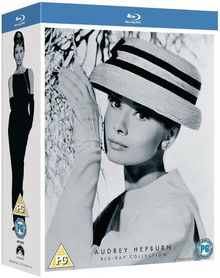 Audrey Hepburn Collection [Blu-ray] [Import]