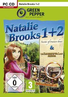 Natalie Brooks 1+2 [Green Pepper]