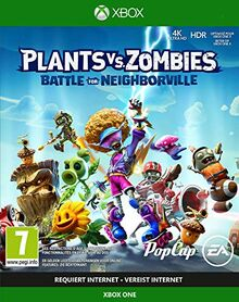 Electronic Arts - Plants VS Zombies Battle for NEIGHBORVILLE - Xbox ONE