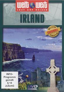 Irland (mit Bonusfilm Cornwall) Reihe welt weit / 1 DVD, Länge: ca. 80 Minuten