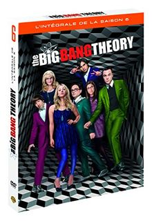 Coffret the big bang theory, saison 6 [FR Import]