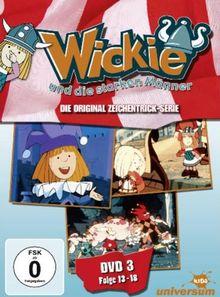 Wickie und die starken Männer - DVD 3 (Folge 13-18)