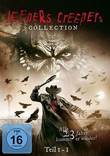 Jeepers Creepers Collection - Teil 1-3 [Limited Edition] [3 DVDs]