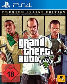 Grand Theft Auto V - Premium Edition - [PlayStation 4]