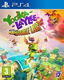 Yooka-Laylee: Das unm�gliche Versteck PS4-Spiel