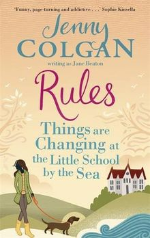 Rules: Things are Changing at the Little School by the Sea (Maggie Adair)