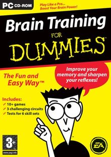 Brain Training For Dummmies [UK Import]