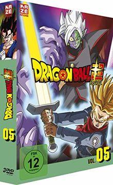 Dragon Ball Super - DVD Box 5 (Episoden 62-76)