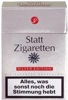 Statt Zigaretten (Silver Edition): Alles, was sonst noch die Stimmung hebt
