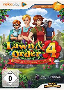 rokaplay - Lawn & Order 4 - Durch Dick und Dünger (PC)
