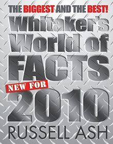 Whitaker's World of Facts 2010