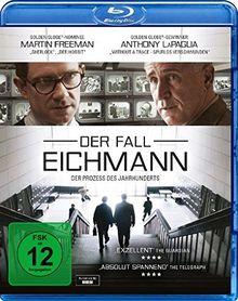 Der Fall Eichmann [Blu-ray]