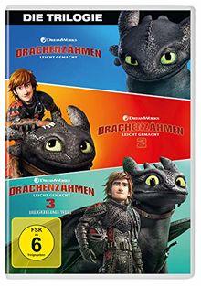Drachenzähmen leicht gemacht 1 - 3 Movie Collection [3 DVDs]
