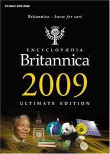 Encyclopaedia Britannica 2009 Ultimate Edition (PC+MAC-DVD)