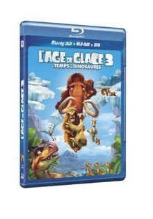 L'Age de glace 3 , le temps des dinosaures - DVD avec fourreau