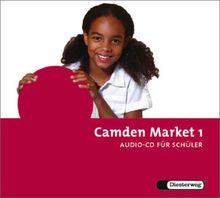 Camden Market - Ausgabe 2005. Lehrwerk für den Englischunterricht an 6 jährigen Grundschulen, Orientierungsstufe und in Schulformen mit ... Market - Ausgabe 2005: Audio-CD 1 für Schüler