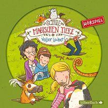 Die Schule der magischen Tiere - Hörspiele 2: Voller Löcher! Das Hörspiel: 1 CD