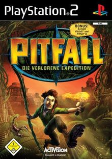 Pitfall - Die verlorene Expedition