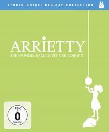 Arrietty - Die wundersame Welt der Borger (Studio Ghibli Blu-ray Collection) [Blu-ray]