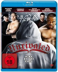 Unrivaled - King of the Cage [Blu-ray]