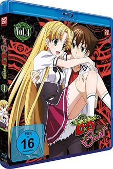Highschool DXD BorN (3.Staffel) - Vol.4 [Blu-ray]