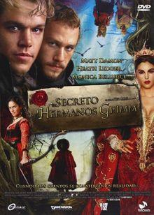 El Secreto De Los Hermanos Grimm (Import Dvd) (2005) Heath Ledger; Lena Headey