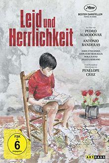 Leid und Herrlichkeit - Collector's Edition (+ DVD) [Blu-ray]