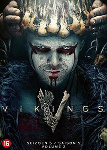 Vikings Saison 5-Partie 2 (avec Version Francaise) [DVD]