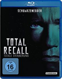 Total Recall - Totale Erinnerung [Blu-ray]