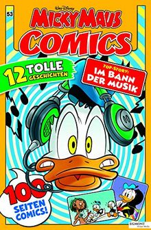 Micky Maus Comics 53