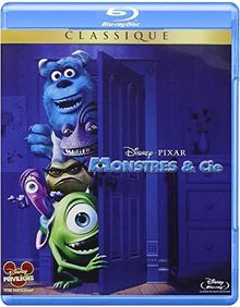 Monstres et compagnie [Blu-ray] [FR Import]