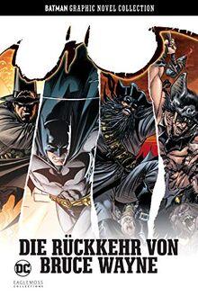 Batman Graphic Novel Collection: Bd. 38: Die Rückkehr von Bruce Wayne