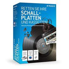 Retten Sie Ihre Schallplatten & Kassetten! – Version 2020 – Aufnehmen. Digitalisieren. Optimieren. Software und Hardware!|Standart|mehrere|Limitless|PC|Disc|Disc