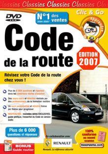 Code de la route Classics - Edition 2007/2008