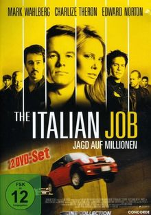 The Italian Job - Jagd auf Millionen [2 DVDs]