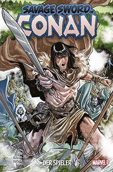 Savage Sword of Conan: Bd. 2: Der Spieler