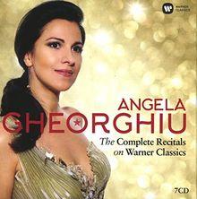 Angela Gheorghiu-The Warner Classics Recitals