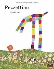 Pezzettino: Vierfarbiges Bilderbuch