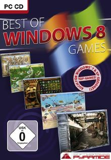 Best of Windows 8 Games Collection [Green Pepper]