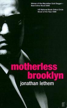 Motherless Brooklyn, English edition (Hors Catalogue)
