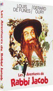Les Aventures de Rabbi Jacob - Édition Collector 2 DVD